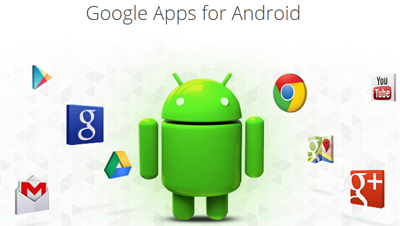 Google-Mobile-Apps-Website