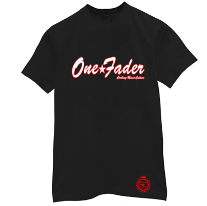 onefader-t-shirt-front